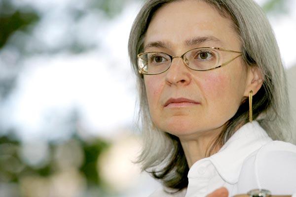 Anna Polikovskaya
