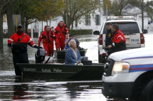Seniors in New York City were more likely to die as a result of Hurricane Sandy. | Credit: The New York World