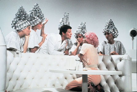 Beauty School Dropout, a still from the film Grease
