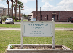 Reproductive Services of Harlingen, one of two abortion clinics in the Rio Grande Valley, had to stop providing abortions after the new law went into effect last year. | Credit: LINDSAY BEYERSTEIN/AL JAZEERA AMERICA