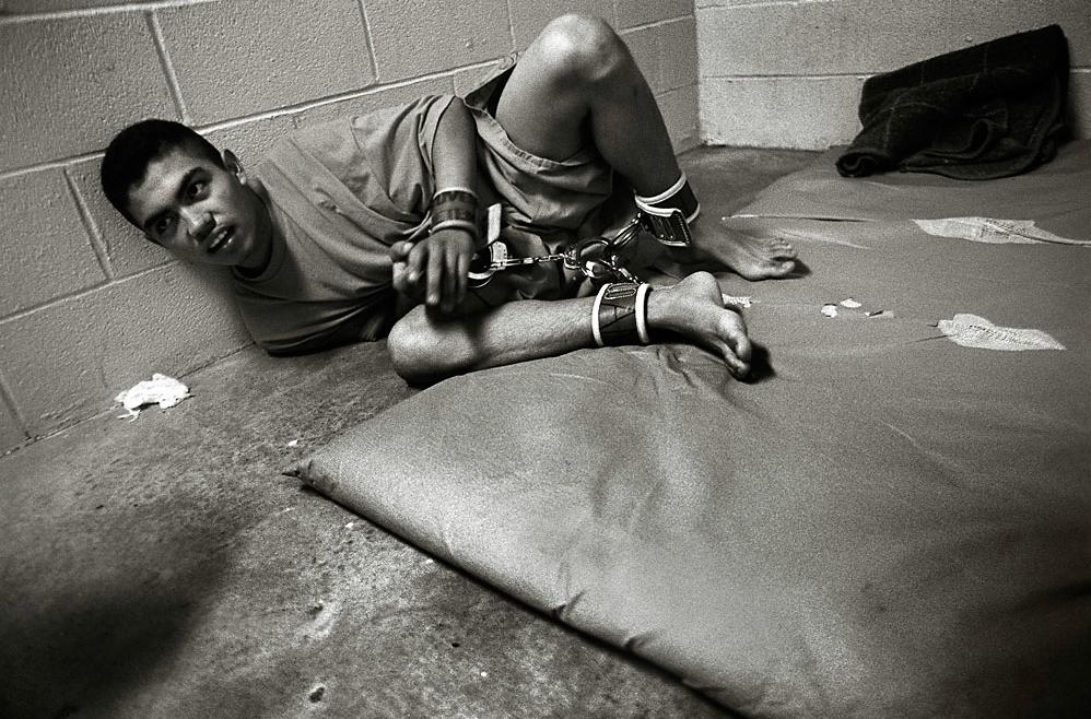 Children Behind Bars | Credit: STEVE LISS