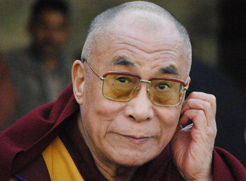 The Dalai Lama in India in January | Credit: TIBET POST