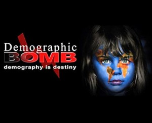 """Publicity image for the documentary """"Demographic Winter"""" 