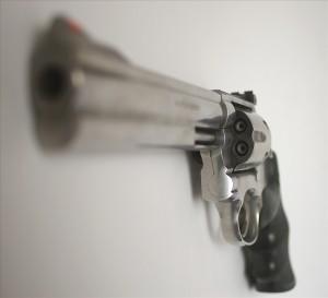 Smith & Wesson revolver | Credit: BK1BENNETT