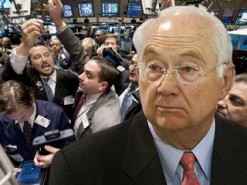 Senator Phil Gramm, the driving force in Congress behind the gutting of Glass-Steagall, the deregulation of derivatives, and more