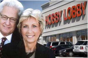 David and Barbara Green, co-founders of Hobby Lobby Stores | Credit: COLLAGE: SALON; PHOTOS: AP/HOBBY LOBBY/TONY GUTIERREZ