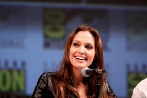 Angelina Jolie   Credit: PHOTO COURTESY OF FLICKR USER GAGE SKIDMORE