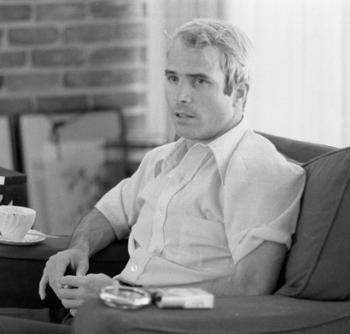 The young John McCain