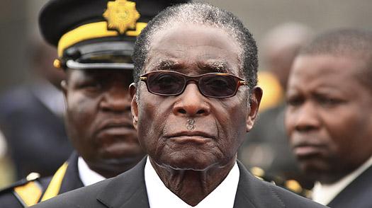 Zimbabwean President Robert Mugabe | Credit: TSVANGIRAY MUKWAZHI/AP