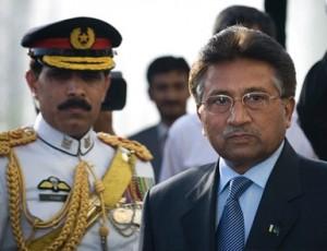 President Pervez Musharraf | Credit: EMILIO MORENATTI/AP