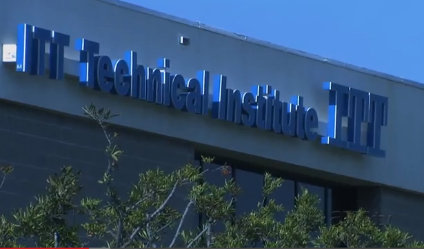 ITT Tech   Credit: DAN RATHER REPORTS