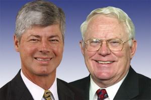 U.S. Reps. Bart Stupak, D-Mich., and Joseph Pitts, R-Pa.