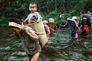 Burma's Karen minority in Thailand | Credit: THIERRY FALISE