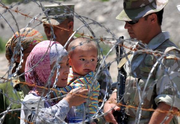 Uzbek refugees | Credit: FOREIGN POLICY