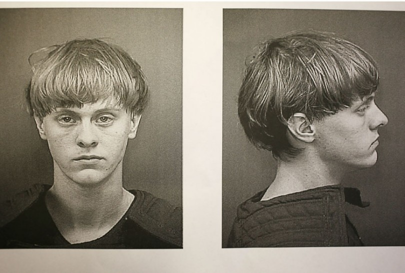 Dylann Storm Roof in a booking photo provided by the Charleston County Sheriff's Office Detention Center.