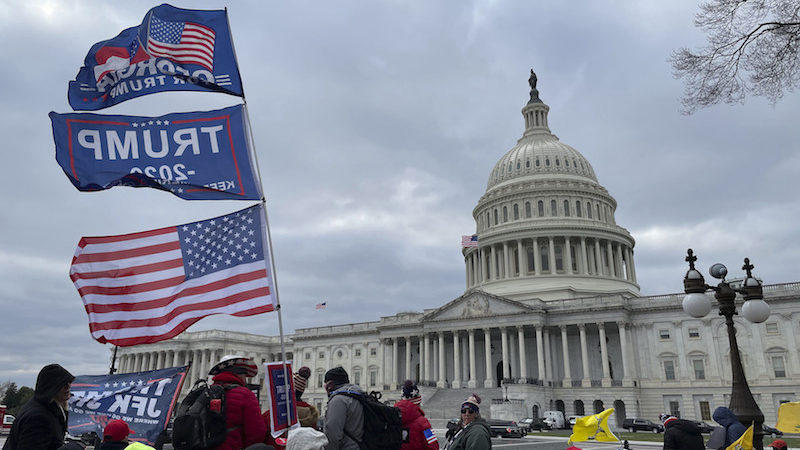 How the Crackdown on the Rioters Who Stormed the U.S. Capitol Could Lead to More Violence