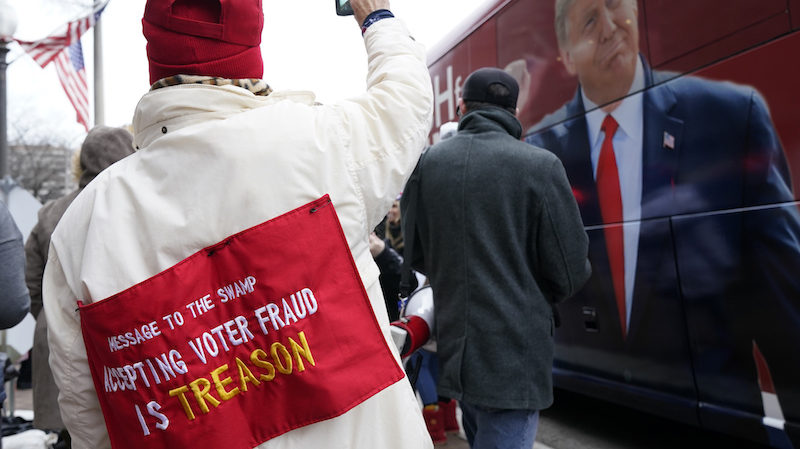 Was Election Denial Just a Get-Rich-Quick Scheme? Donors' Lawsuits Look for Answers